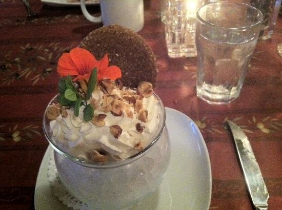 Nanci and Jimella's: Carmello dessert