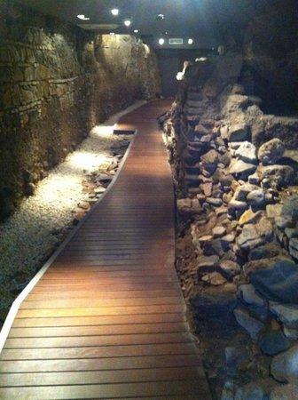 Roman Ruins Picture Of Vincci Seleccion Posada Del Patio