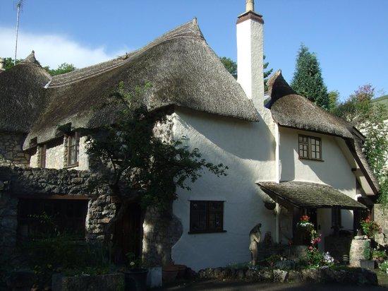 Glen Cottage: Main entrance