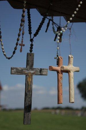 Berg der Kreuze Šiauliai: Crosses
