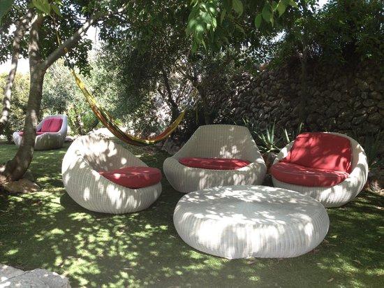 Castell de la Solana: Lounge