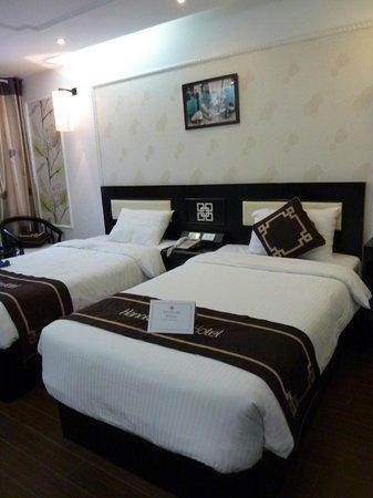 Hanoi Emotion Hotel: chambre