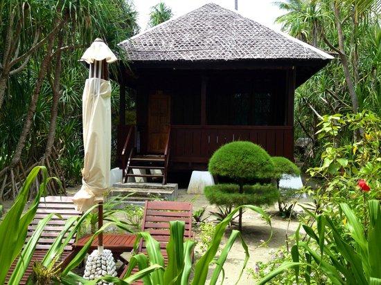 Wakatobi Dive Resort: Vista do quarto