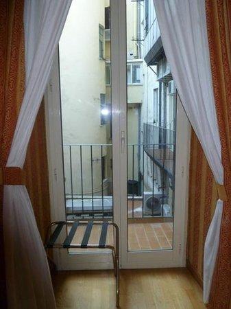Hotel Solis: balcony