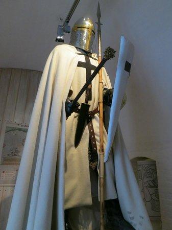 Sankta Birgitta Klostermuseum: A Knight Templar