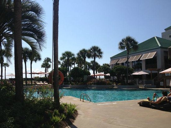The Westin Hilton Head Island Resort & Spa: Pool area