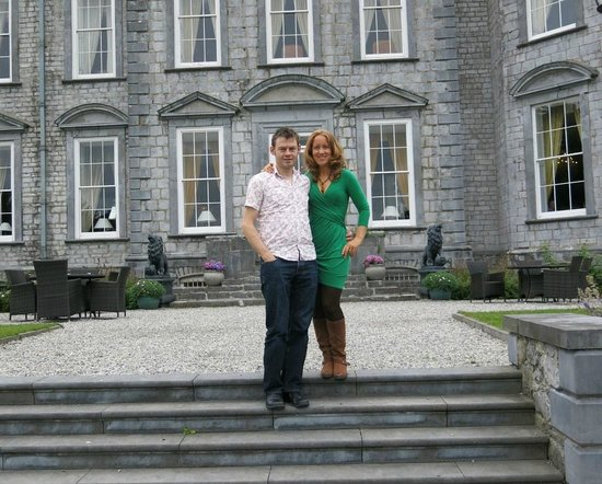Castle Durrow : Morning after the night before