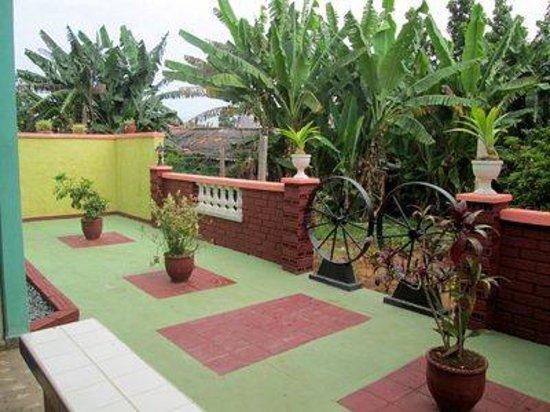 Casa Villa Caricia: entrance