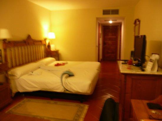 Parador de Santo Domingo de la Calzada: habitación