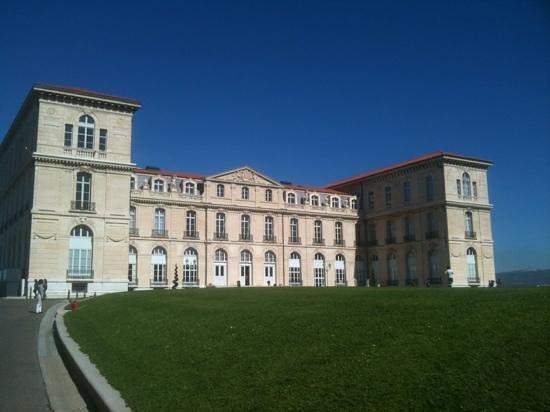 Palais du Pharo : le pharo