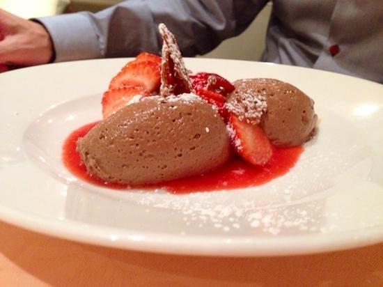 Restaurant Tuttendoerfl : Chocolate mousse