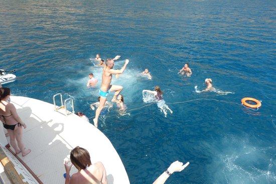 Mtv Boat Party Gran Canaria: Catamaran Boat Trips in Puerto Rico  Gran Canaria