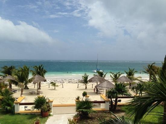 Hotel Arrecifes Suites: vista desde el hotel