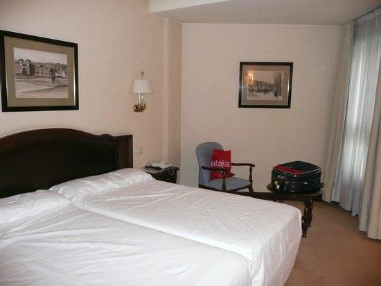 Hotel Abando: habitación