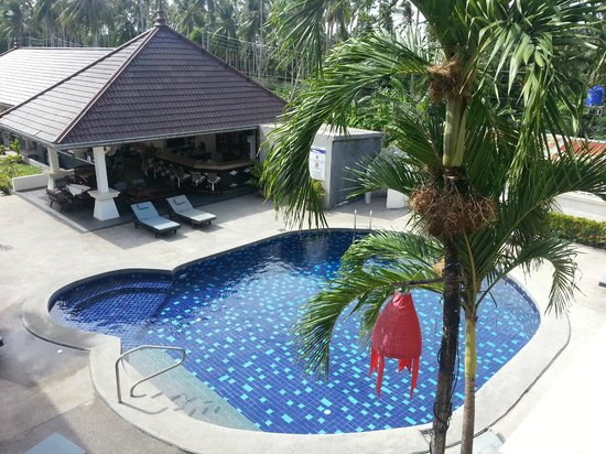 Tropical Palm Resort: Pool