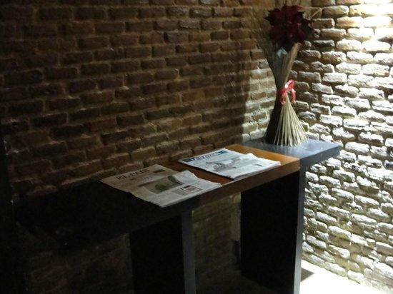 Petit Palace Arenal : Diarios