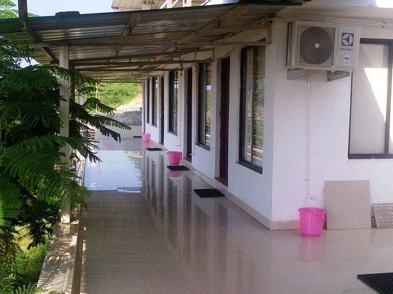 Riparian - A River Side Resort : River facing rooms