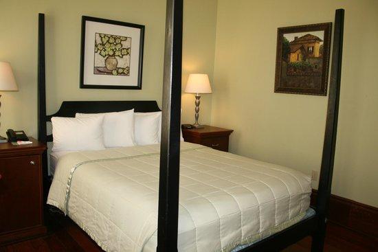 Prytania Oaks Hotel: Vista de la habitación