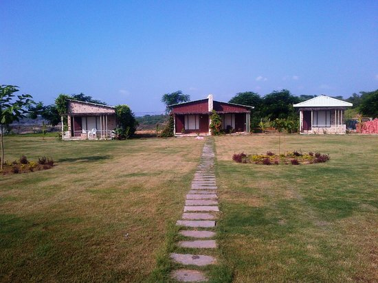 Riparian - A River Side Resort : Cottages