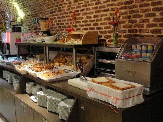 Petit Palace Opera : Desayunador
