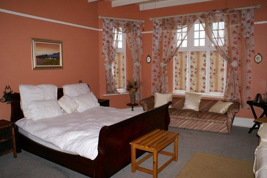 "Dunn's Castle Guest house: The ""King Suite"""