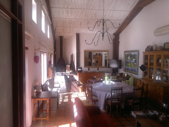 De Opstal Country Lodge: resturant