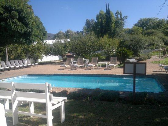 De Opstal: swimming pool