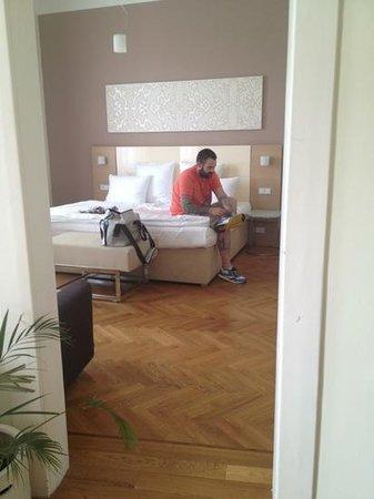 Residence Karolina - Prague City Apartments : bedroom #41