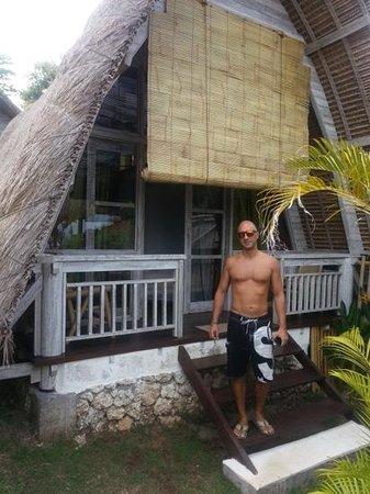 Milo's Home : cabaña mas cercana a la piscina