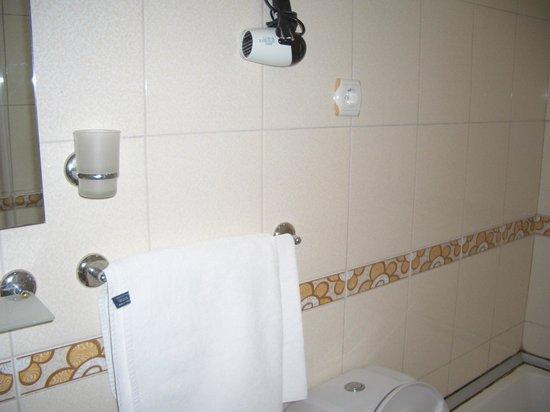 Merih 2 Hotel: バスルーム