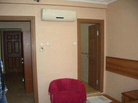 Merih 2 Hotel: 室内