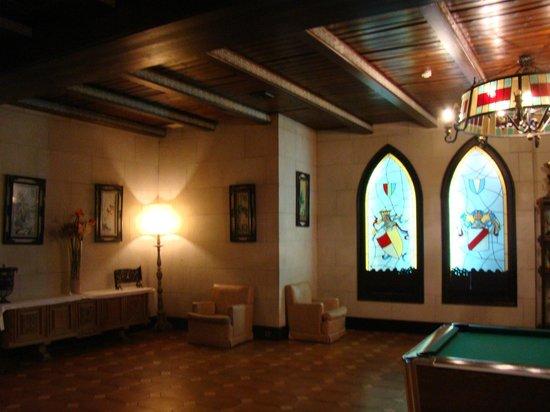 SERHS Vila de Calella : холл