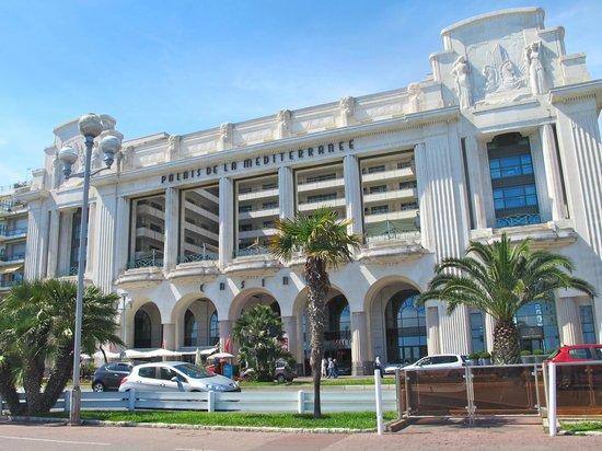 Hotel Palais De La Mediterranee Nice France
