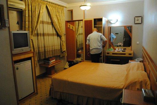 Sepahan Hotel: Room