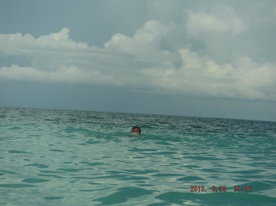 Grand Palladium Kantenah Resort & Spa: The Ocean