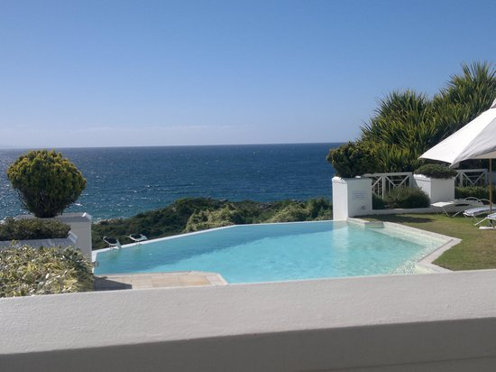 The Plettenberg Hotel: sea view