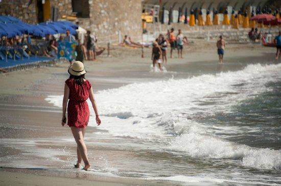 Villa Caribe : Monterosso Beach during day