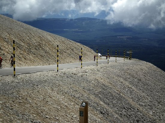 Memoires de Provence : Mont Ventoux (if you're tough enough!)