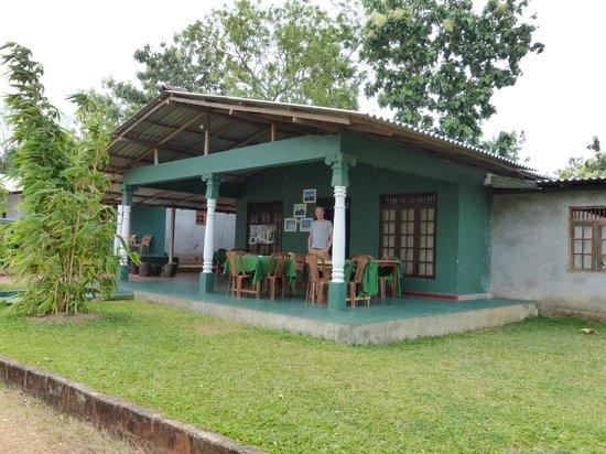 Hotel Suwahasa: Le lieu de réception