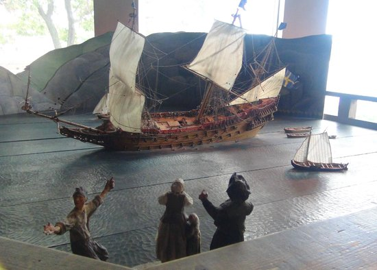 The tragically fortunate sinking of the Vasa