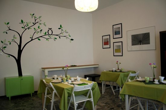 Artemisia B&B Ferrara : Salone comune