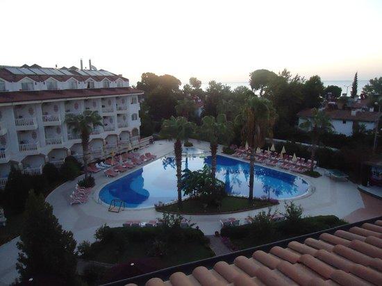 Sultan's Beach Hotel : Восход