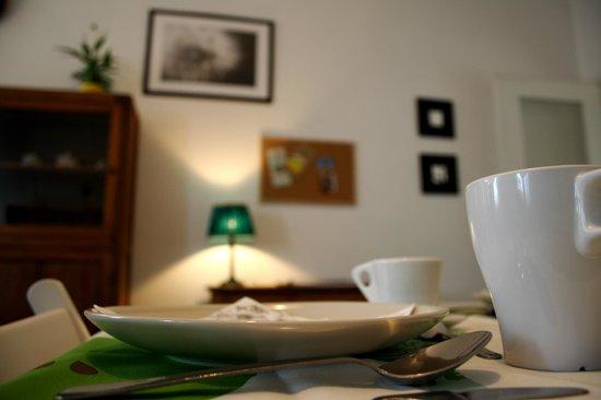 Artemisia B&B Ferrara : Salone delle colazioni