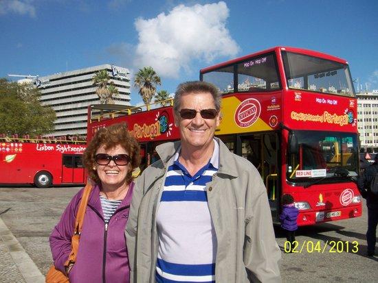 Hotel Jorge V: City Tour em Lisboa
