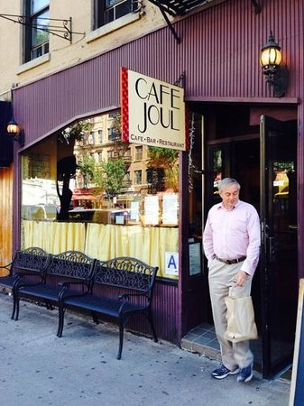 Cafe Joul : great neighborhood - Sutton Community