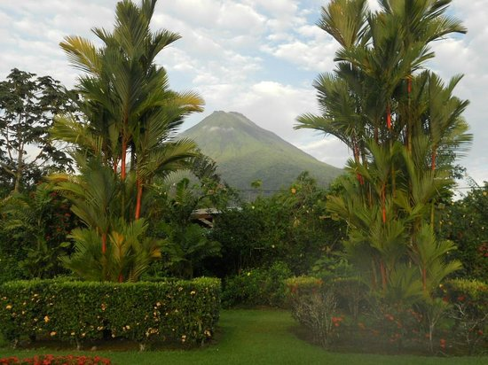 Hotel Villas Vilma: The view from room #69