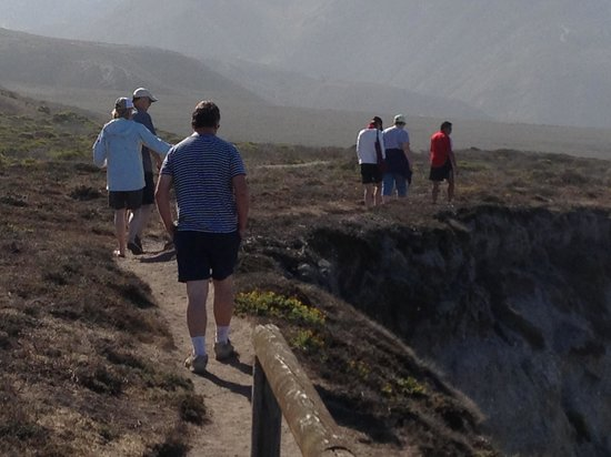 Montana De Oro State Park: Dusty hiking trails