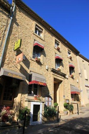 La Garbure : front facade