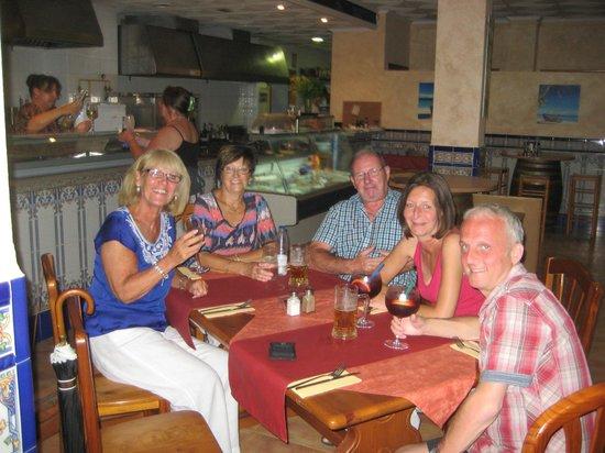 El Bistro de la Playa: Enjoyable meal