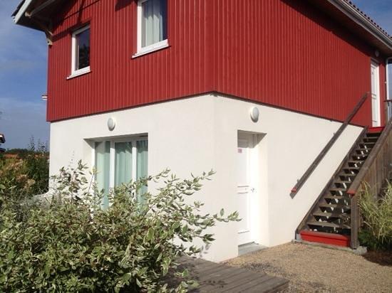 Le hameau de l'Aouchet : appartement
